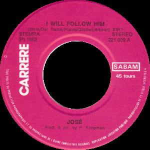 José - I will follow him / Belgium