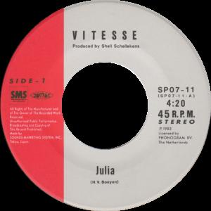 Vitesse - Julia / Japan