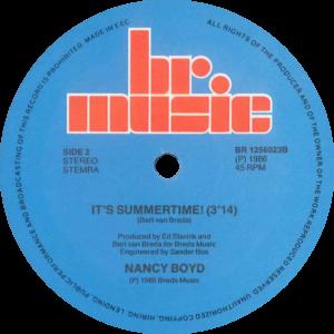 Nancy Boyd - Summerwine / NL Maxi