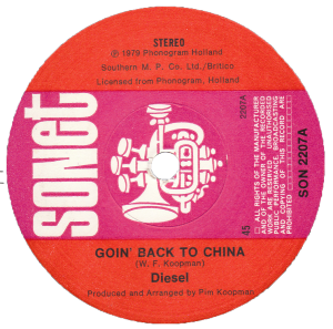 Diesel - Goin' back to China u.k.