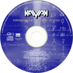 Kayak - Nostradamus - The fate of man / NL