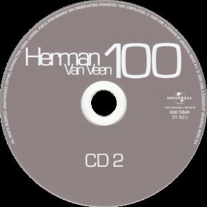 Herman van Veen - 100 / NL