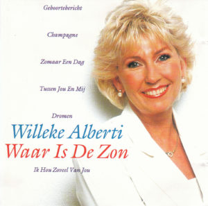 Willeke Alberti - Waar is de zon / NL
