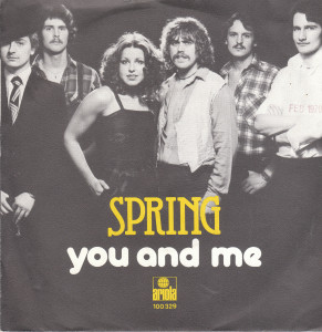 Spring - You and me