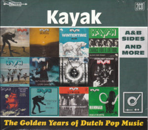 Kayak - The golden years of pop music / NL
