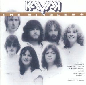 Kayak - The singles+ / NL