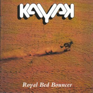 Kayak - Royal bed bouncer / NL