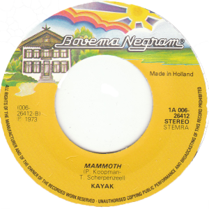 Kayak - Mammoth