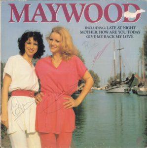 Maywood - Maywood / NL 1 Gesigneerd