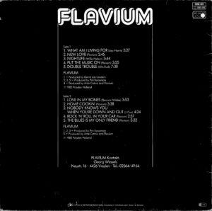 Flavium - Flavium / Germany