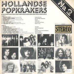 Hollandse popkrakers - No.2 / NL