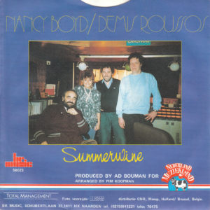 Nancy Boyd - Summerwine / NL 2