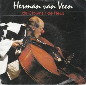Herman van Veen - De clowns / NL 1