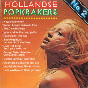 Hollandse popkrakers - No.2 / NL