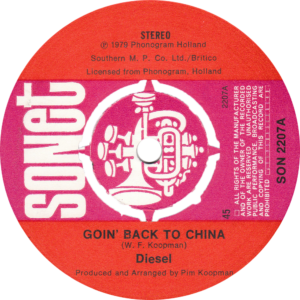 Diesel - Goin' back to China / U.K.