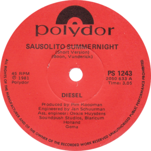 Diesel - Sausolito summernight / South-Africa