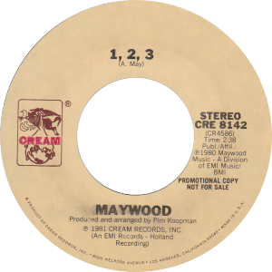 Maywood - Late at night / U.S.A Promo