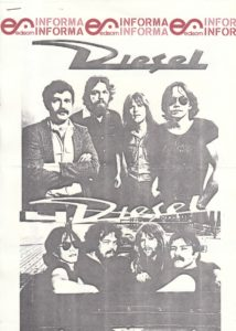 Promosheet 1 Diesel - Goin' back to China / Portugal