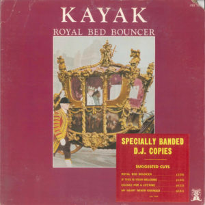 Kayak - Royal bed bouncer / USA DJ promo