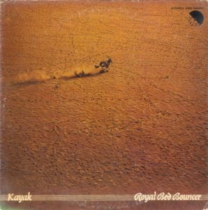 Kayak - Royal bed bouncer / Japan White label, Promo