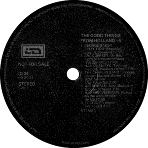 The good things from Holland - Vol. 4 / NL