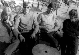 High Tide Formation 1970 Ton, Ron van der Werff, Chiel van Praag, Pim