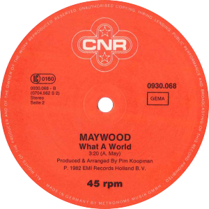 Maywood - Get away / Germany