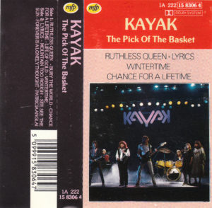 Kayak - The pick of the basket / Cassette NL