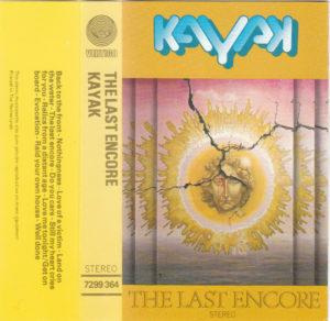 Kayak - The last encore / Cassette NL