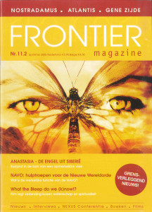 Kayak - Frontier Magazine april/mei 2005