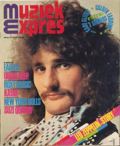 Muziek Expres februari 1974
