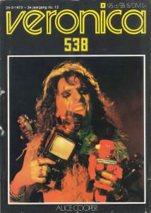 Veronica 538 24 maart 1973