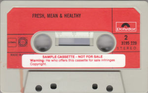 Various - Fresh, mean & Healthy / NL