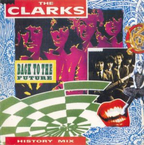 The Clarks - Back to the future / Greece Maxi