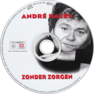 André Hazes - Zonder zorgen / NL