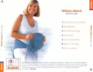 Willeke Alberti - Samen zijn / NL