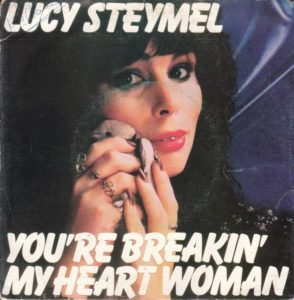 Lucy Steymel - You're breakin' my heart woman