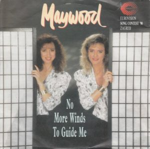 Maywood - No more winds to guide me / Germany