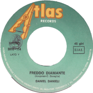 Daniel Danieli - Freddo Diamante