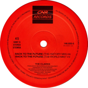 The Clarks - Back to the future / NL Maxi