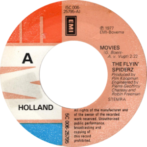 The flyin' spiderz - Movies / NL