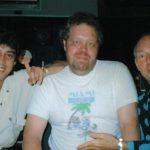 Andres Romero, Han Meyer en Pim
