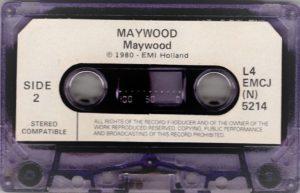 Maywood - Maywood / South-Africa cassette