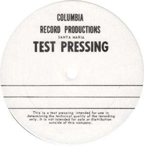 Kayak - Starlight dancer / USA Testpressing