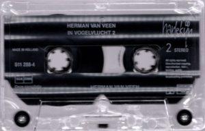 Herman van Veen - In Vogelvlucht 2 / NL cassette