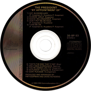 The President - By appointment of / Japan 1