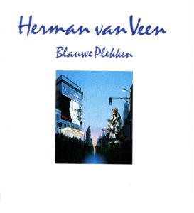 Herman van Veen - Blauwe plekken / NL