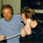Han Nuyten met Pim Koopman