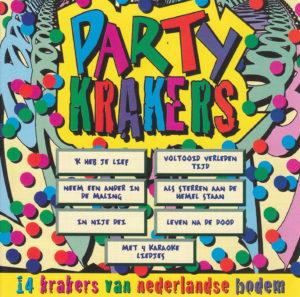 Party krakers - 14 krakers van Nederlandse bodem / NL