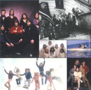 Kayak - A & B Sides / NL